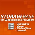 125 x 125 - StorageBase Square Button