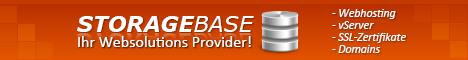 468 x 60 - StorageBase Banner